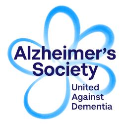 Trent Dementia image: Alzheimer's Society logo