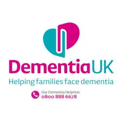 Trent Dementia image: Dementia UK logo