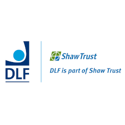 DLF (Disabled Living Foundation) / Shaw Trust logo